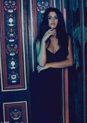 Selena Gomez - Billboard Magazine (October 2015) adds