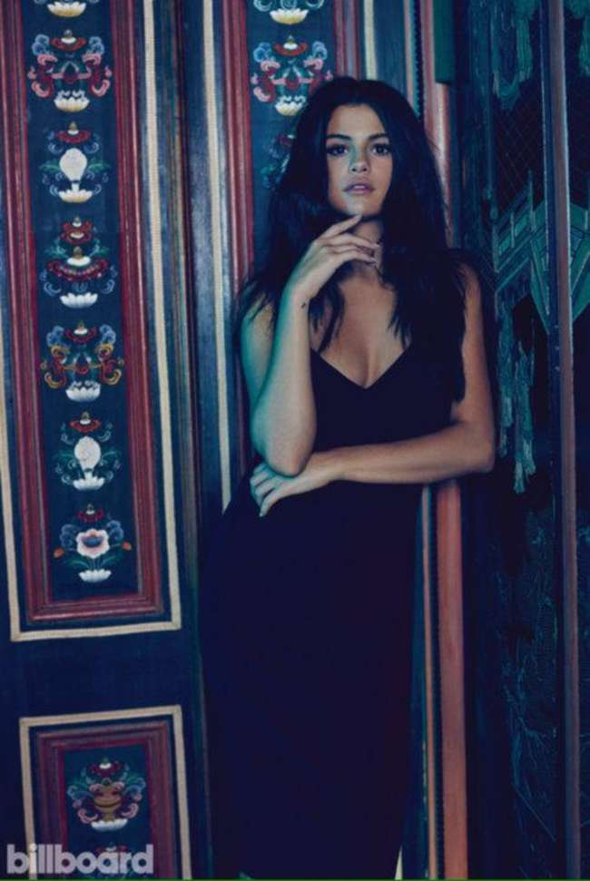 Selena Gomez: Billboard 2015 -03