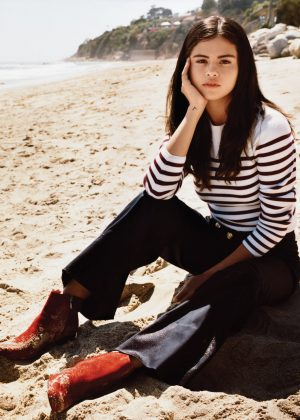 Selena Gomez by Angelo Pennetta Photoshoot for Vogue September 2016