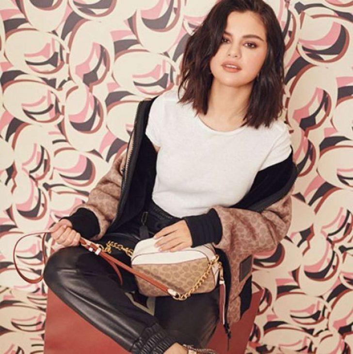 Selena Gomez - Coach 2019 Collection