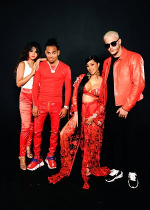 Selena Gomez DJ Snake Cardi B Ozuna - 'Taki Taki' Behind The Scenes Music Video 2018