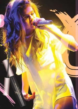 Selena Gomez - Elle Girl Russia Magazine (April 2015)
