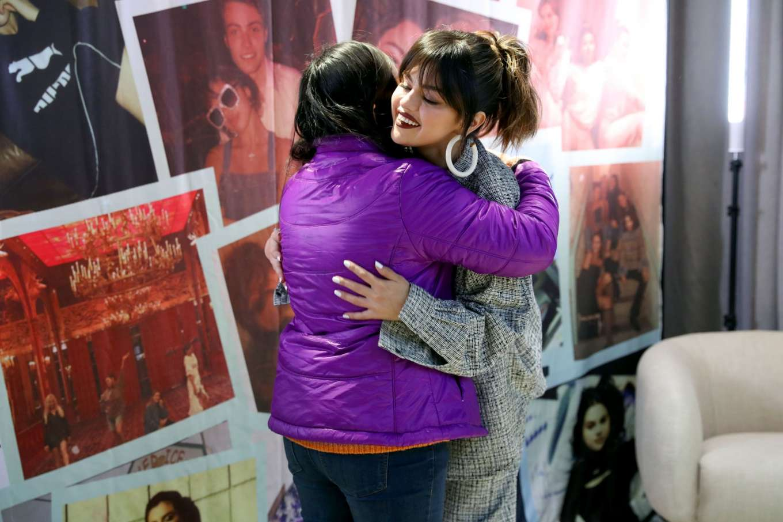 Selena Gomez 2020 : Selena Gomez – Fan Meet and Greet at the Puma flagship store-10