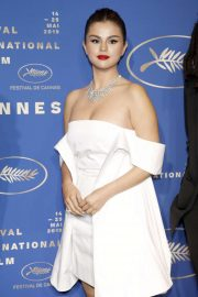 Selena Gomez - Gala Dinner at 2019 Cannes Film Festival