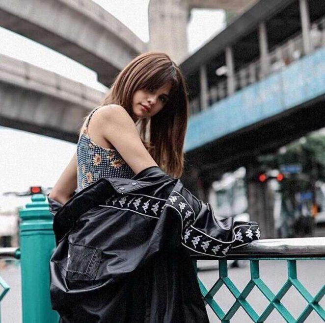 Selena Gomez in Bangkok - Instagram