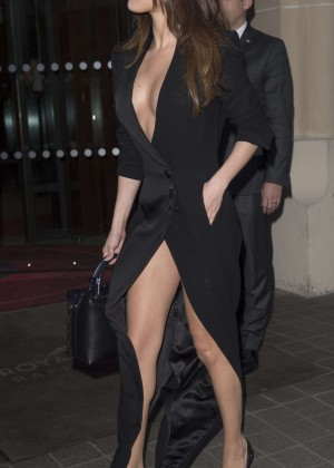 Selena Gomez in Black Dress -44