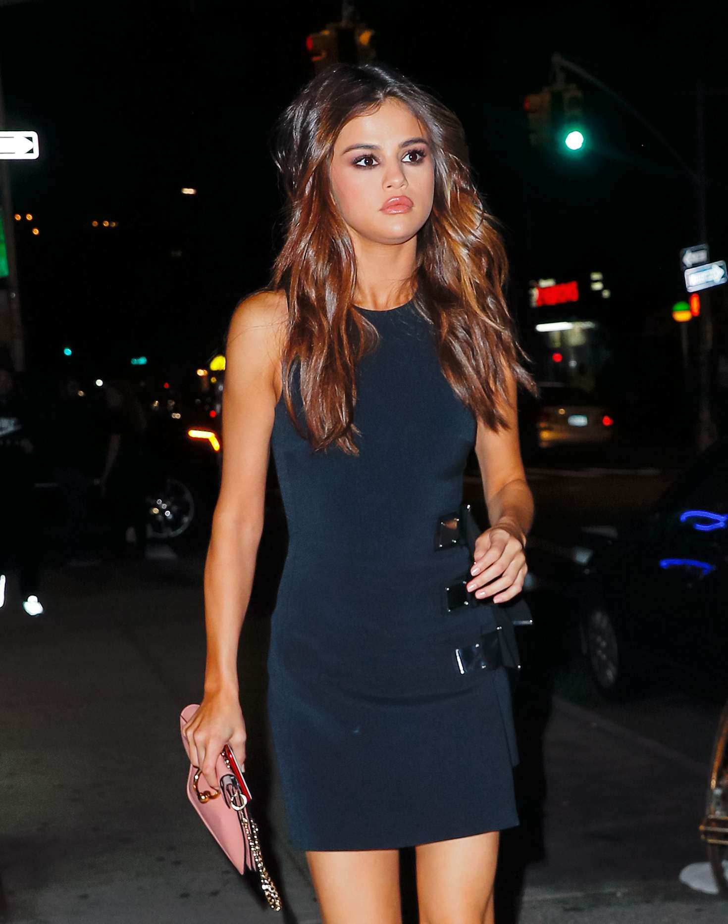 selena gomez in mini dress 32 gotceleb