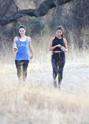 Selena Gomez Booty in Tights -27
