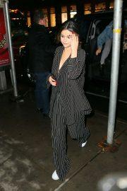 Selena Gomez - Leaves La Esquina in NY