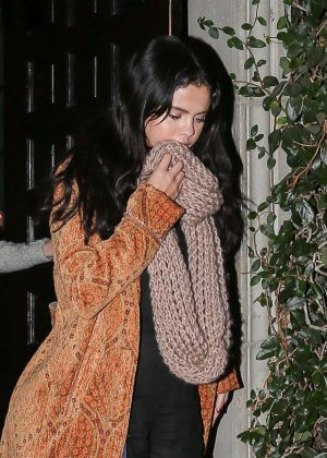 Selena Gomez - Leaving Firefly in Los Angeles