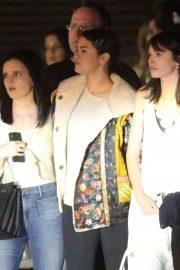 Selena Gomez - Leaving Nobu with her girlfriends in Malibu