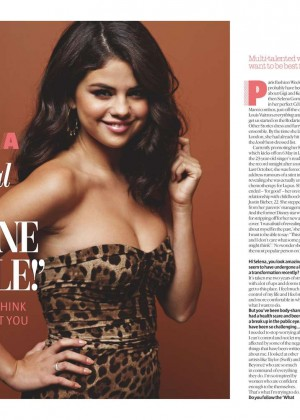 Selena Gomez - Look UK Magazine (March 2016)