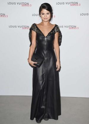 Selena Gomez: Louis Vuitton Series 3 VIP Launch -02