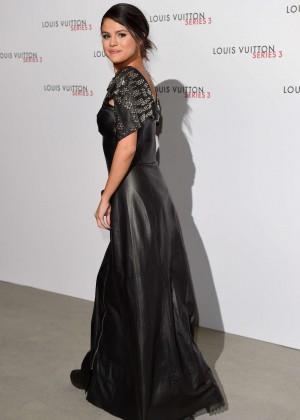Selena Gomez: Louis Vuitton Series 3 VIP Launch -03