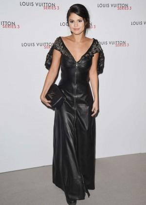 Selena Gomez: Louis Vuitton Series 3 VIP Launch -05
