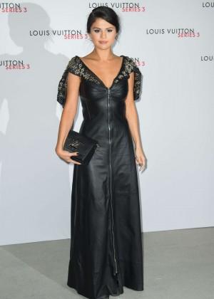 Selena Gomez: Louis Vuitton Series 3 VIP Launch -06
