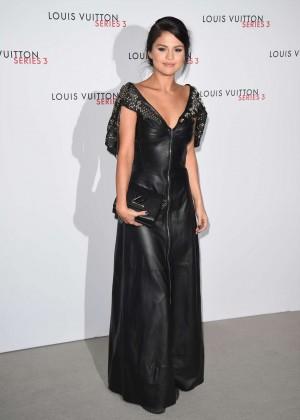 Selena Gomez: Louis Vuitton Series 3 VIP Launch -07