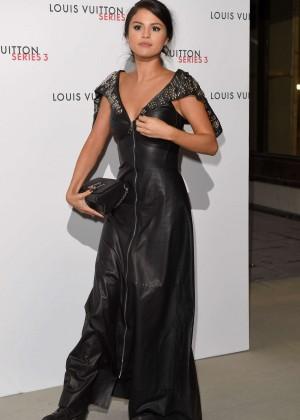 Selena Gomez: Louis Vuitton Series 3 VIP Launch -09