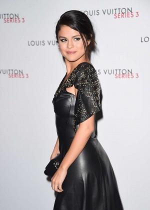 Selena Gomez - Louis Vuitton Series 3 VIP Launch in London