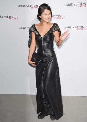 Selena Gomez: Louis Vuitton Series 3 VIP Launch -14