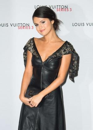 Selena Gomez: Louis Vuitton Series 3 VIP Launch -17