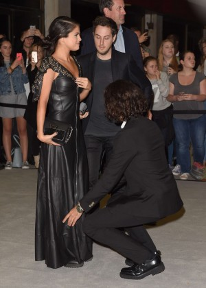 Selena Gomez: Louis Vuitton Series 3 VIP Launch -18