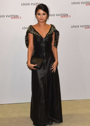 Selena Gomez: Louis Vuitton Series 3 VIP Launch -22