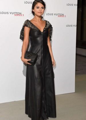 Selena Gomez: Louis Vuitton Series 3 VIP Launch -24