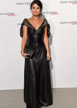 Selena Gomez: Louis Vuitton Series 3 VIP Launch -27