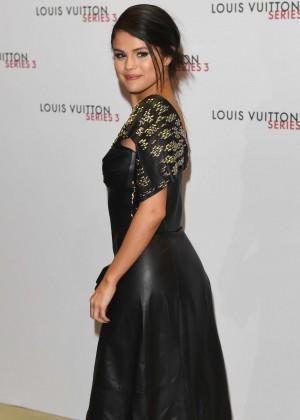 Selena Gomez: Louis Vuitton Series 3 VIP Launch -29