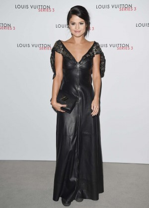 Selena Gomez: Louis Vuitton Series 3 VIP Launch -30