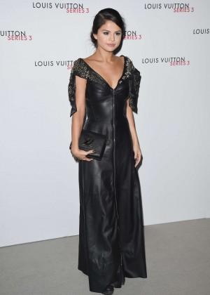 Selena Gomez: Louis Vuitton Series 3 VIP Launch -31