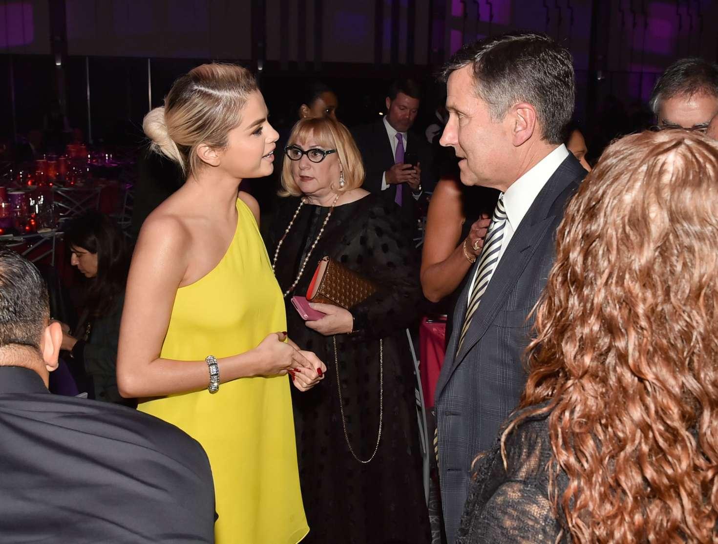 Selena Gomez 2017 : Selena Gomez: Lupus Research Alliance Breaking Through Lupus Gala -02