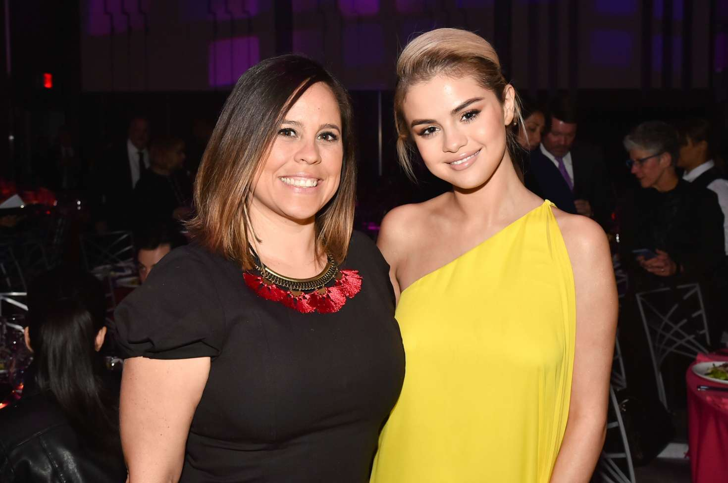 Selena Gomez 2017 : Selena Gomez: Lupus Research Alliance Breaking Through Lupus Gala -09
