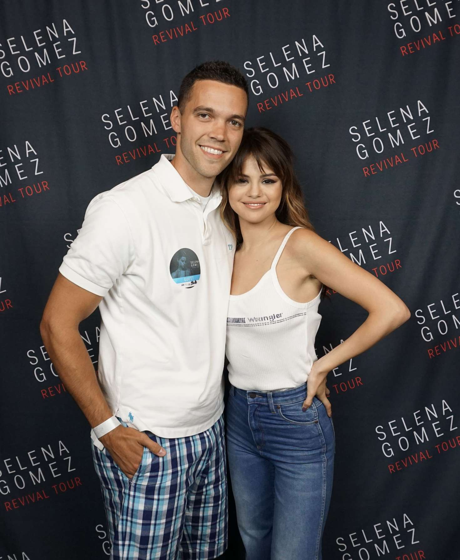 Selena Gomez Meet And Greet At The Revival World Tour 29 Gotceleb