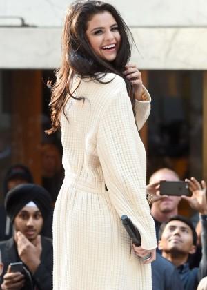 Selena Gomez: NBCs Today at Rockefeller Plaza -14