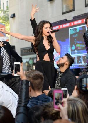 Selena Gomez: NBCs Today at Rockefeller Plaza -19