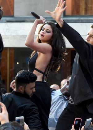 Selena Gomez: NBCs Today at Rockefeller Plaza -24
