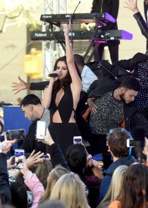 Selena Gomez: NBCs Today at Rockefeller Plaza -28