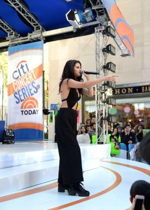 Selena Gomez: NBCs Today at Rockefeller Plaza -35