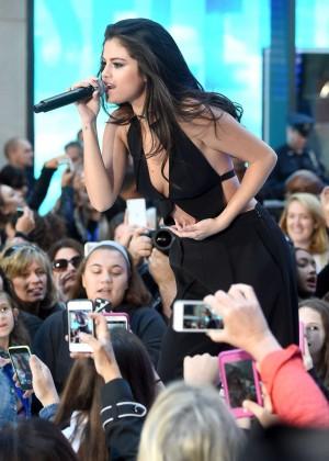 Selena Gomez: NBCs Today at Rockefeller Plaza -36