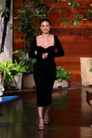 Selena Gomez - On 'The Ellen DeGeneres Show' in Burbank