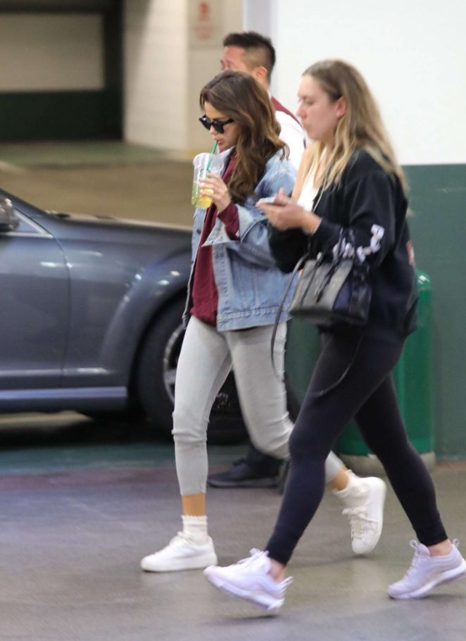 Selena Gomez out and about in Los Angeles