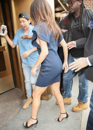 Selena Gomez - Out and about in Manhattan