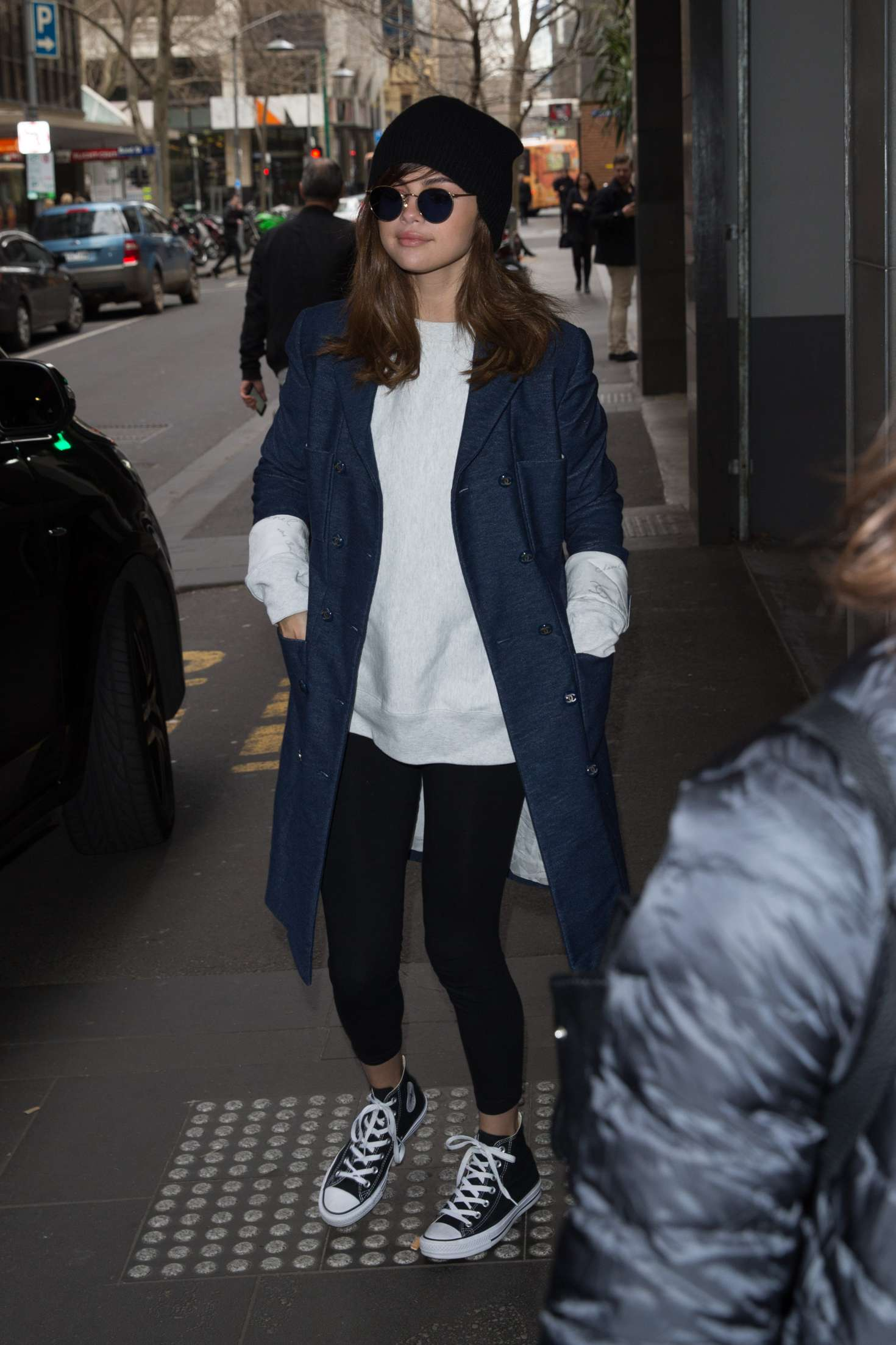 Selena Gomez - Out and about in Melbourne