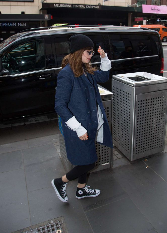 Selena Gomez: Out and about in Melbourne -28