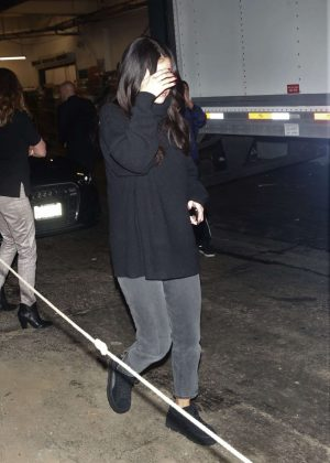 Selena Gomez - Out for dinner in Beverly Hills