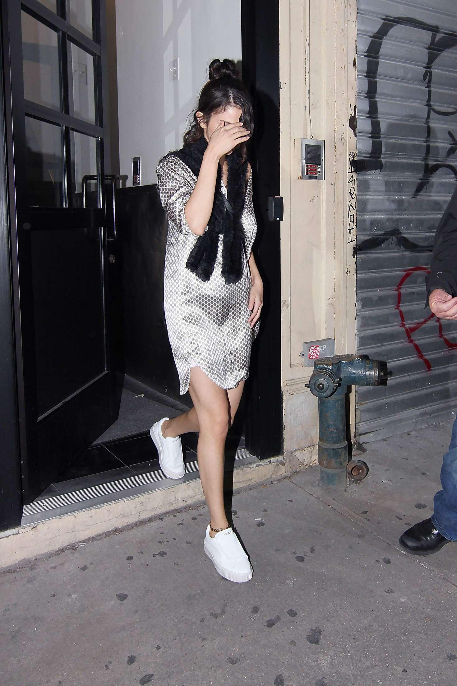 Selena Gomez 2017 : Selena Gomez out in New York City -28