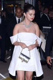 Selena Gomez - Outside Gala Dinner at 72nd annual Cannes Film Festival in Cannes