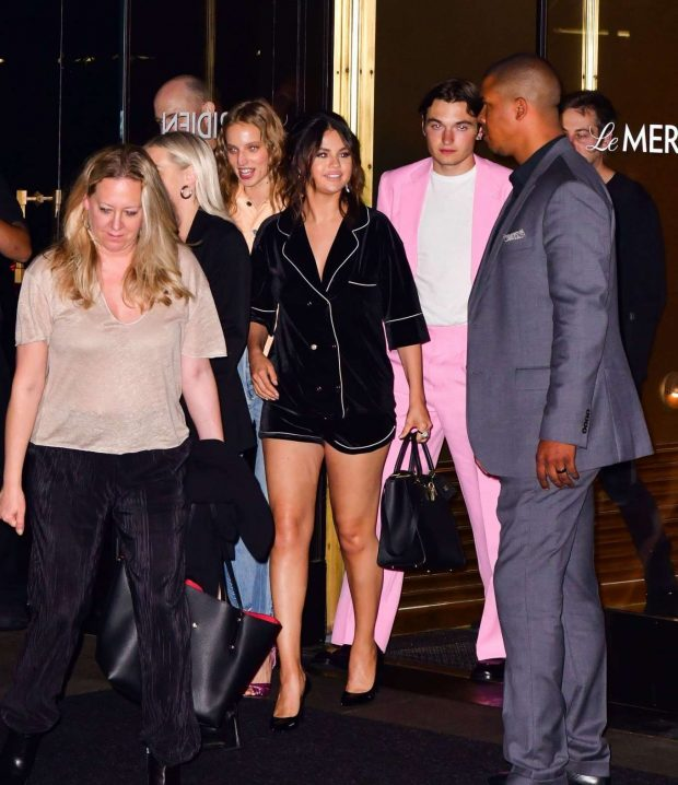 Selena Gomez: Outside The Dead Dont Die After Party-02